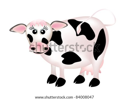 Female cow