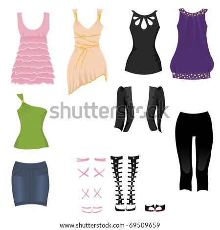 Female date outfits