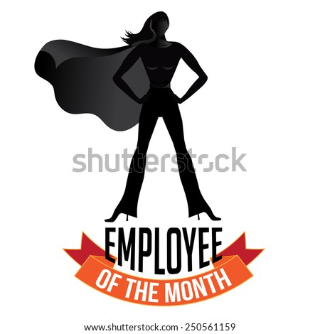 female employee of the month