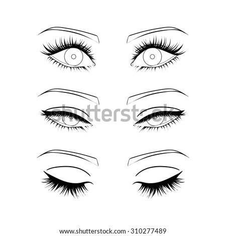 Fascinating world outline vector pictures