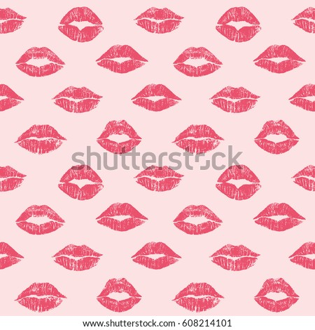female lips lipstick kiss