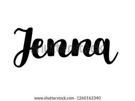 female name   jenna