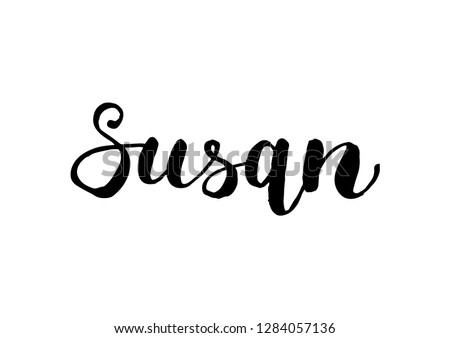female name   susan