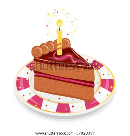 Тортик со свечкой картинки
