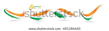 stock-vector-festive-illustration-of-independence-day-in-india-celebration-on-august-vector-design-elements