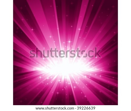 Purple light burst download free vector art stock graphics images festive purple light burst and stars with center in lower third of the square image thecheapjerseys Gallery