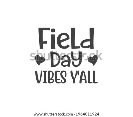 field day vibes y'all  field