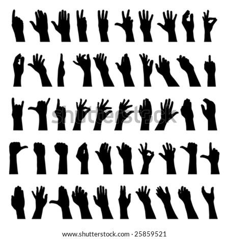 Fifty hands