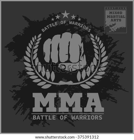 fight club mma mixed martial