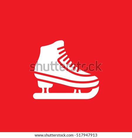 figure skating symbol ice