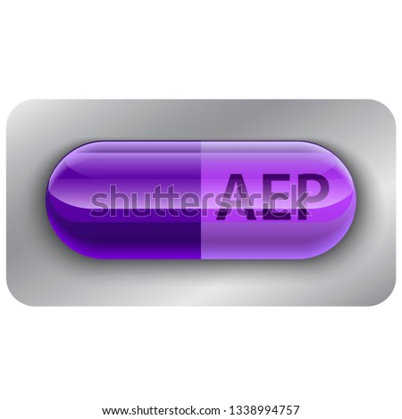 file format icon. vector illustration