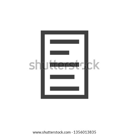 file icon vector eps 10