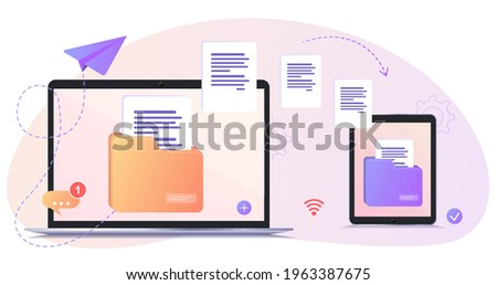 File transfer. Files transferred encrypted form. Program for remote connection between computer and the tablet. Full access to remote files and folders. Data Center concept based.
