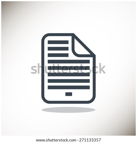 file  web icon vector design