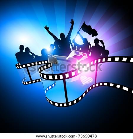 film festival design