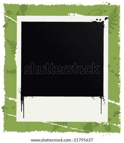 Film Grunge - stock vector