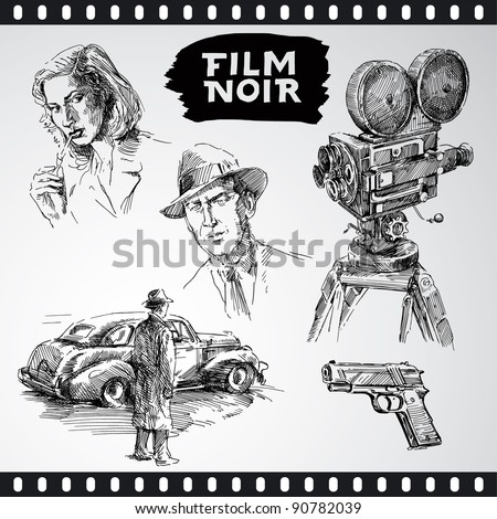 film noir   vintage collection