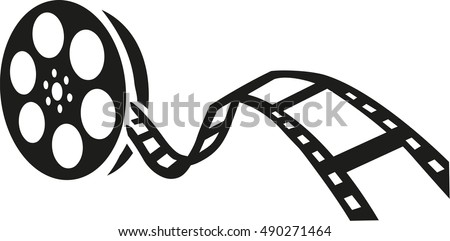 vector film reel download free vector art stock graphics images rh vecteezy com vector film strip illustration illustrator vector film strip