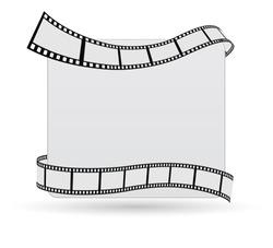 film strip greeting card