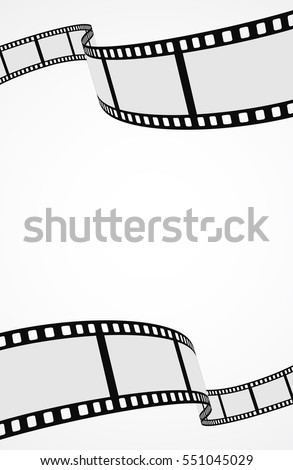 film strip reel abstract