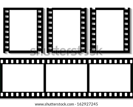 Film Strip, Vector