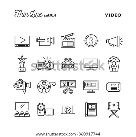 Software Cinema Free Vector 4vector