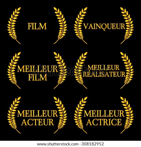 film winners laurels in french 2