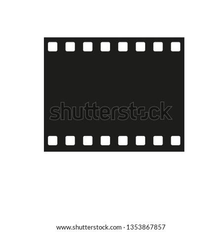 filmstrip icon, filmstrip vector