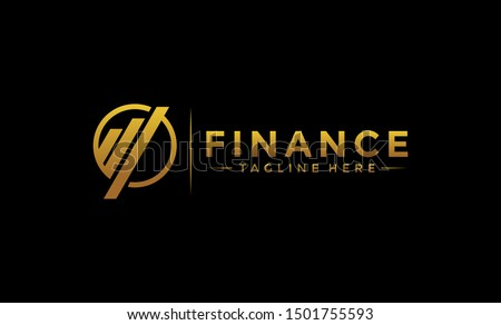 finance logo icon, business & finance logo, finance design, trading and distribution logo, accounting & financial logo, Financial Advisors  Design Template Vector Icon, Finance  Template.