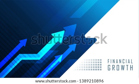 Financial Management graphic concept suitable for financial investment or Economic webpage, banner, presentation, Vector illustration