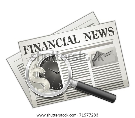 financial news