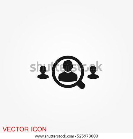Find people icon