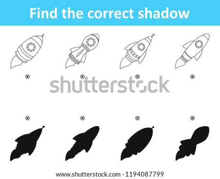 A group of colorful rockets - Download Free Vector Art, Stock
