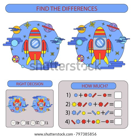 find the difference the two