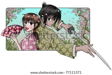 fine japanese lady