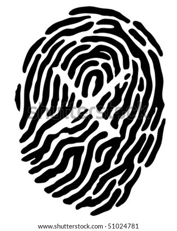 Fingerprint Cross