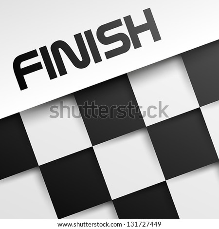 finish square template winnig template