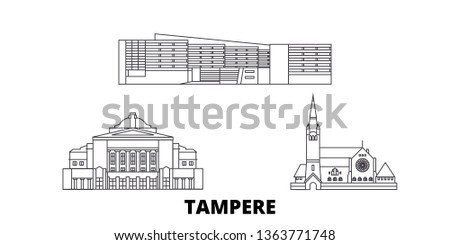 finland  tampere line travel