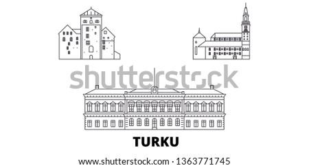 finland  turku line travel