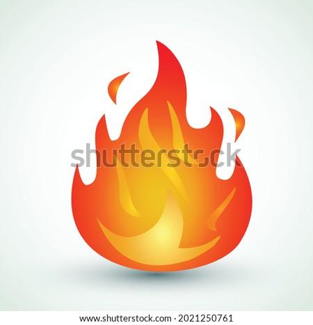 fire burn emoji flames icon