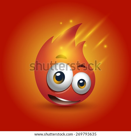 fire character