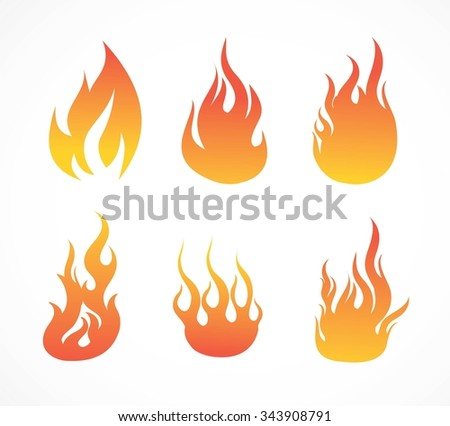 Fire collection - Illustration