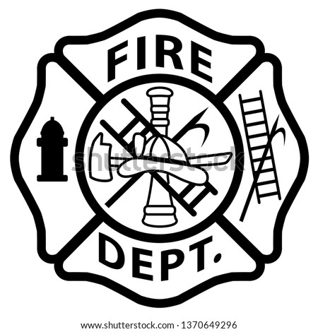 fire department emblem st