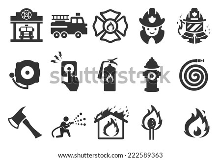 fire department vector