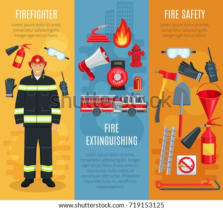 fire extinguishing or