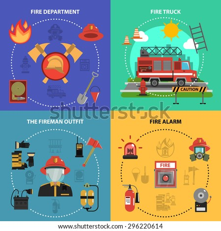fire fighting design concept