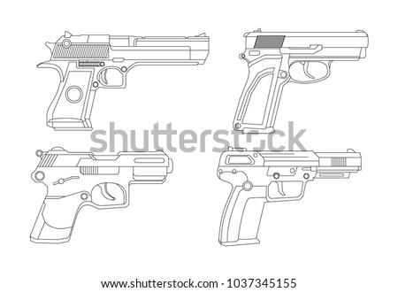 firearms  shooting gun  weapon
