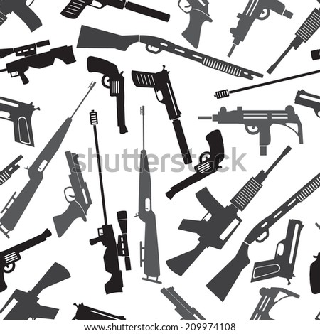 firearms weapons and guns
