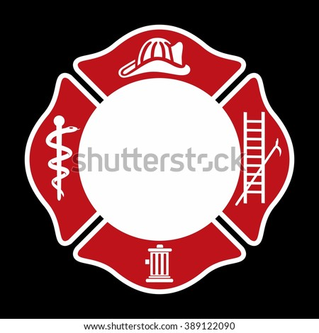 fire department logo vector art halftone world wide clip art website