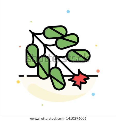 Firework, China, Chinese, Firecracker Abstract Flat Color Icon Template